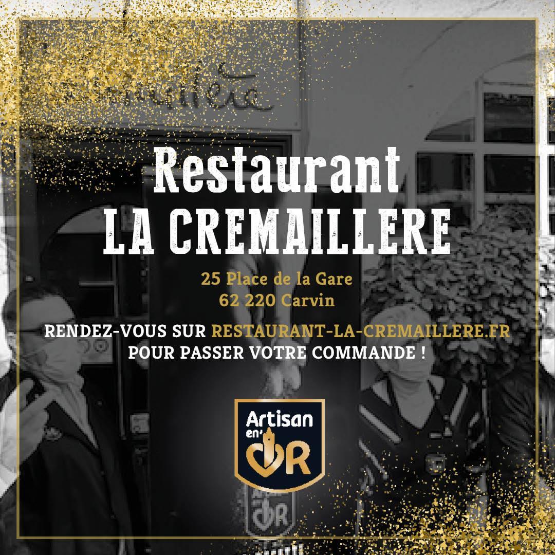 Bistro Bistro restaurant La Crémaillère Carvin